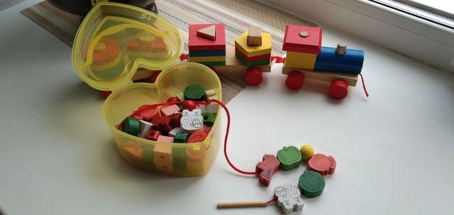 Продам детские деревянные игрушки