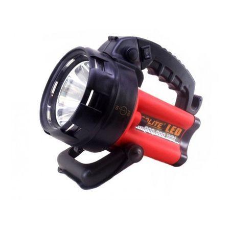 LED фенер GDLITE GD-2621 10W светодиод CREE/ Акумулаторен фенер DAT AT