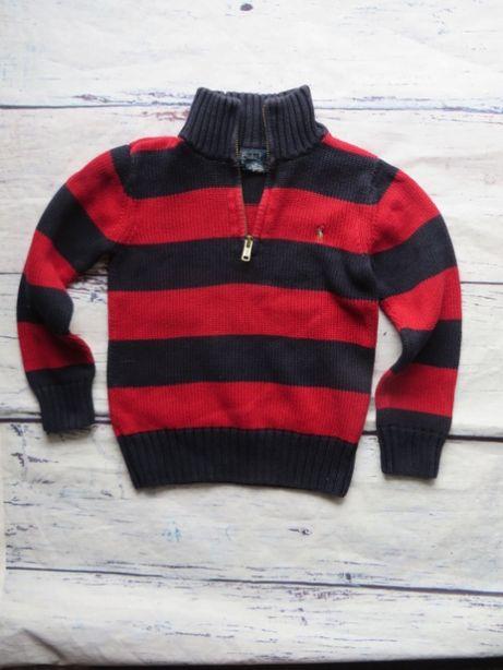 2 bluze Ralph+hanorac sport Ralph 8 T+ cardigan 4/6 T