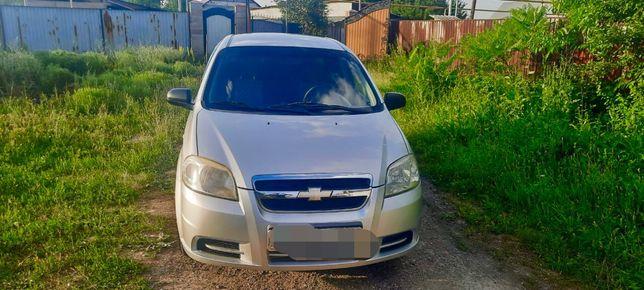 Chevrolet Aveo в хорошем состоянии
