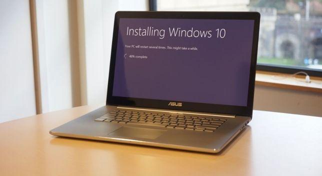 Instalez Windows 7, 8, 8.1 și 10(pro, home sau Enterprise)