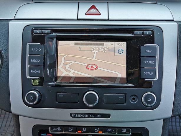 Harti navigatie RNS310 Golf VI Passat B6 Tiguan Touran Romania 2020