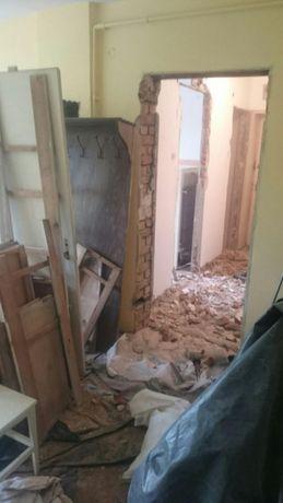 Execut Demolarii din apartamente,magazii case debarasat boxe garaje et