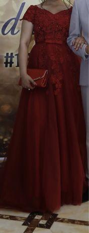 Выпускное платье, М