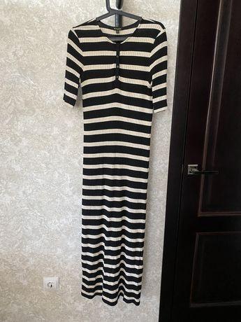 Платье massimo dutti женское размер s