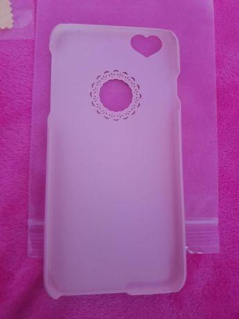 Husa noua, roz iphone 6 plus 20 lei, folie protectie Iphone 6 + 10 lei