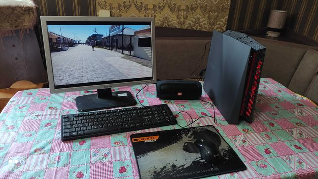 Брендовый игровой компьютер от АСУС РОГ.  i7 4790. GTX 980.