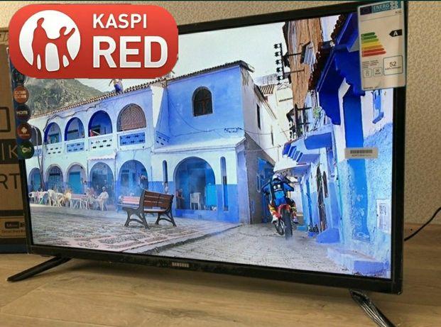 82см Смарт Новый Самсунг телевизор   модель q34rrr успей купить