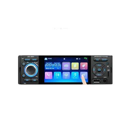 Mp5 Radio auto 1 din, Full Touch, Mirrorlink TRANSPORT 0
