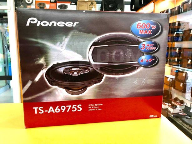 Акустика (Колонки) PioneerTS A6975S (6х9). Овальная