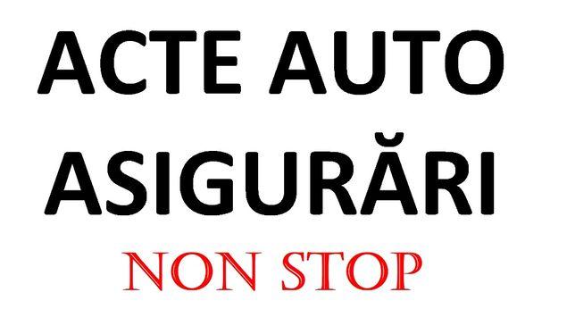 Acte Auto / Asigurari NON STOP