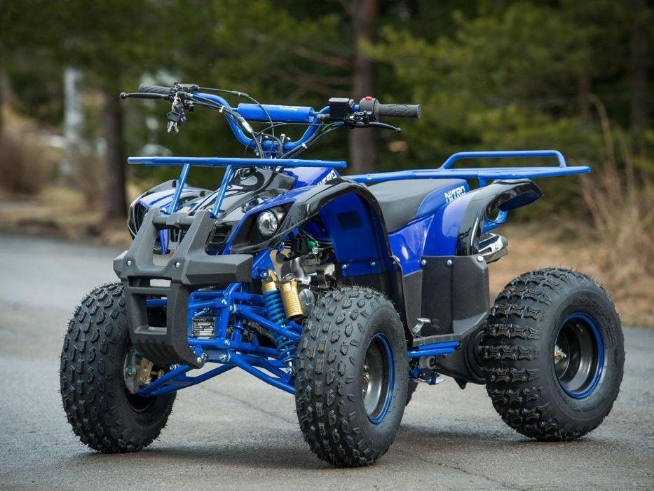 ATV CARVER Reflex 125 cmc NOU cu garantie, Import Germania
