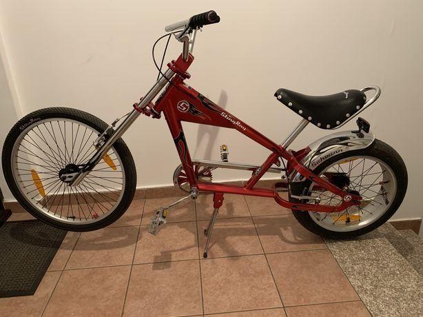 Schimb bicicleta chopper