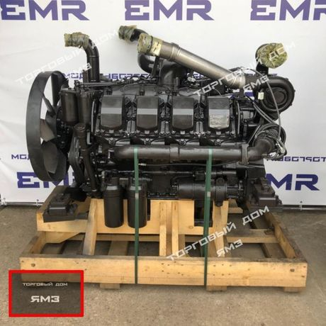 Двигатель ТМЗ 8481-11