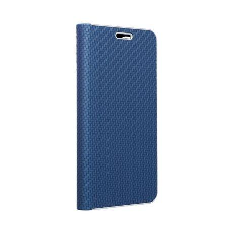Калъф Luna Carbon за Iphone 12/12 Pro,син