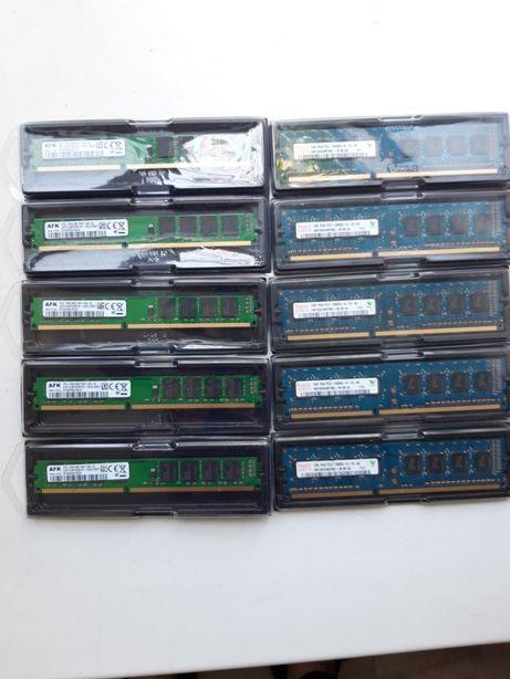 Оперативная память ОЗУ RAM DDR2/DDR3/DDR4