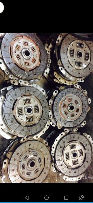 Маховик корзина фередо сцепление на все виды авто разбор Актобе - изображение 1