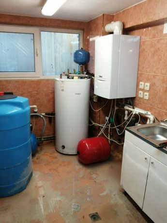Instalatii Termice și electrice