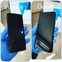 Sticla iPhone Samsung Huawei!