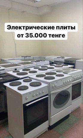 Электрическая  плита от 35000