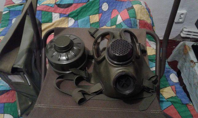 mască de gaze militară