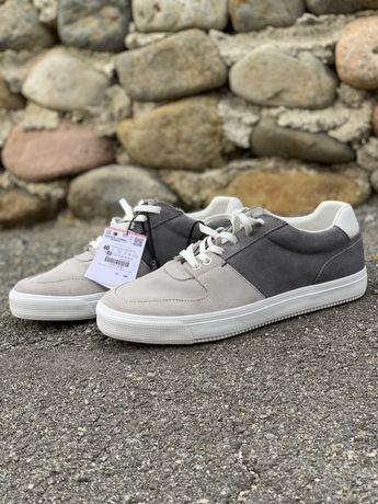 Teniși Piele | Zara | NOI | mărimea 40 | 199 lei  Vand sau schimb