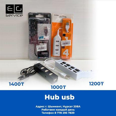 Hub usb 2.0 каждый порт кнопка вкл