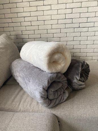 НОВЫЕ пледы ( покрывала, одеяла)