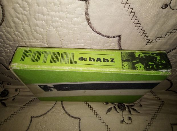 Fotbal de la a la z