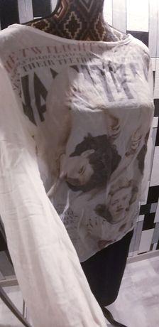 Bluza deosebita voal S-M