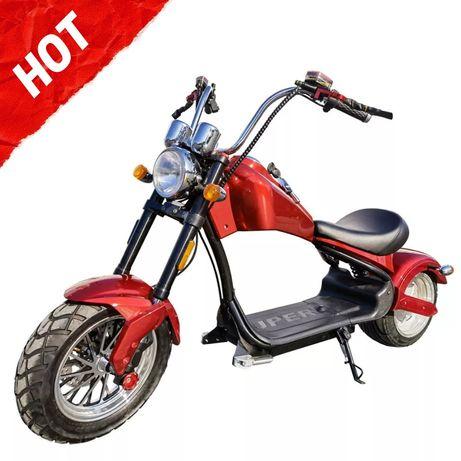 Citycoco Скутер • Big Harley - 2000W / NZ-X1