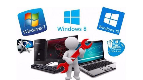 ***Преинсталация на Windows 10/7***