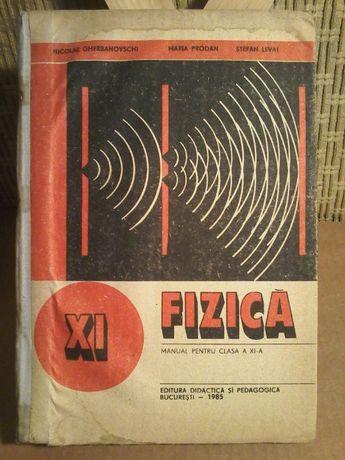 Fizica manual clasa a XI a - G. Enescu N. Gherbanovschi