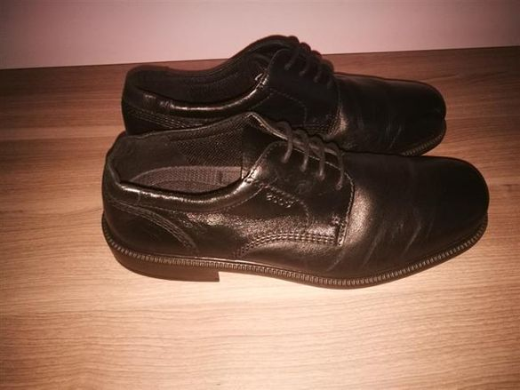 "ECCO –модел ""Helsinki Derby"" - оригинални - нови мъжки обувки"