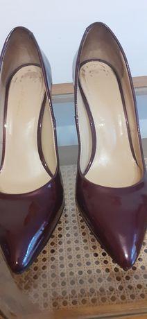 Pantofi piele, IL Passo, măs. 38