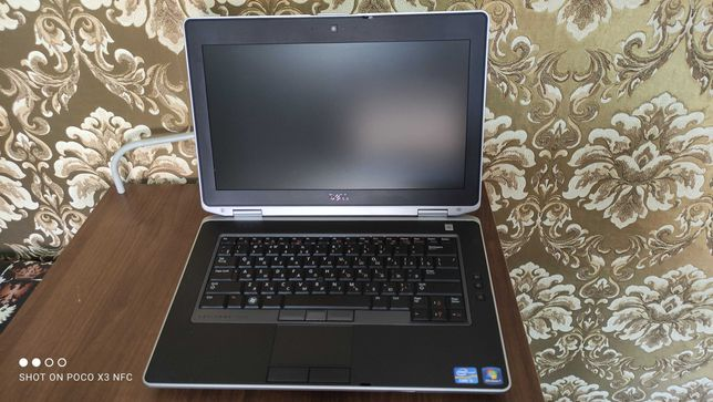 Dell Latitude e6430. Core i5 3210m. Ram 8gb. Ssd 240gb.
