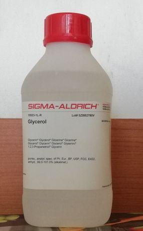 Глицерин 100% (клас Puriss)