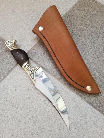 Ръчно изработен ловен нож от марка KD handmade knives ловни ножове
