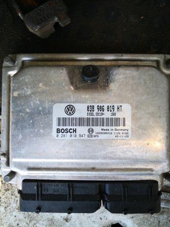 Calculator motor VW 038 906 019 HT