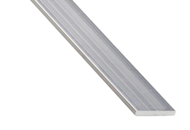 Platbanda de aluminiu ( bara dreptunghiulara )