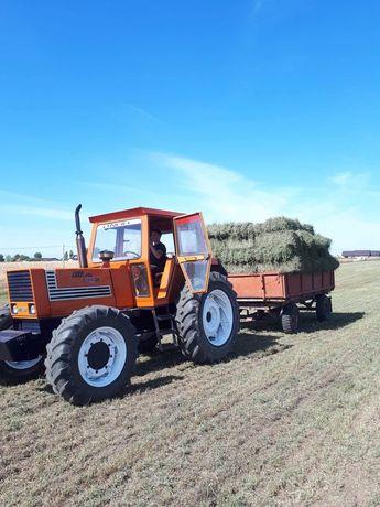Tractor Fiat 1380DT || 4x4 Turbo || 12 viteze / Reductor
