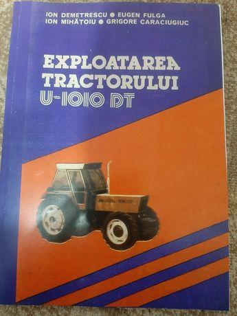 Carte Tractor U1010 DT
