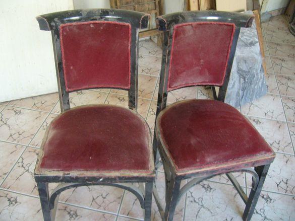 Стари столчета за кухня