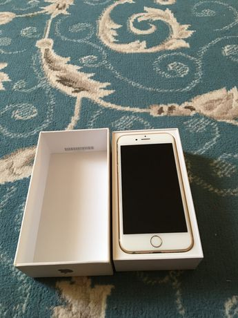 IPHONE 6 Gold ...