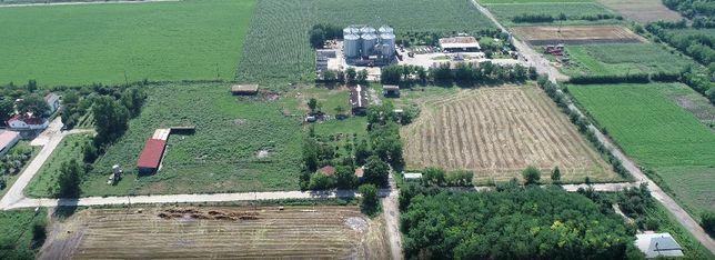 Ferma Dragos-Voda Calarasi pretabil parc fotovoltaic.