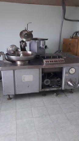 Продам оборудование для производства колбасы