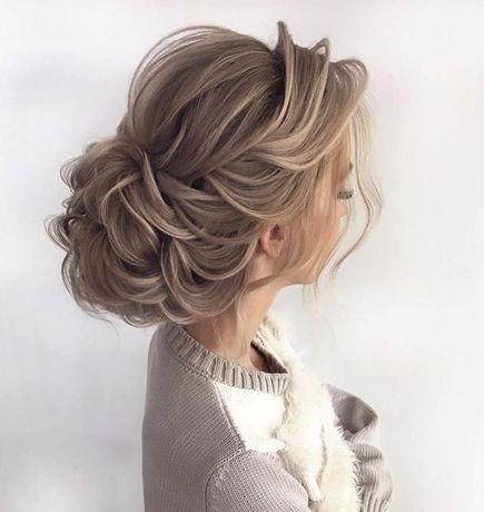 Услуги парикмахера-стилиста и визажиста, причёски, макияж