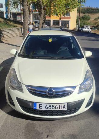 Opel Corsa 1.3cdti Еuro 5a start-stop systems