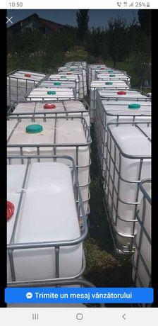 Vand IBC-uri /  bazine 1000 litri