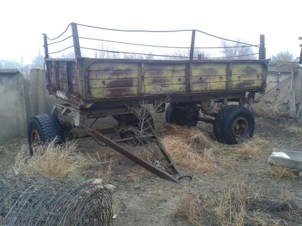 прицеп на трактор